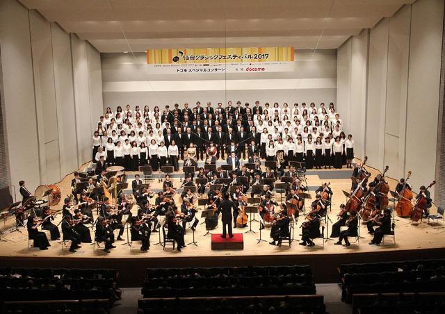 仙台の秋を彩る風物詩!クラシックフェス「せんくら」開催