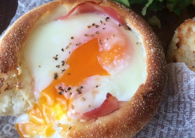 これは最強の朝食。イングリッシュマフィン使った簡単レシピが大反響!