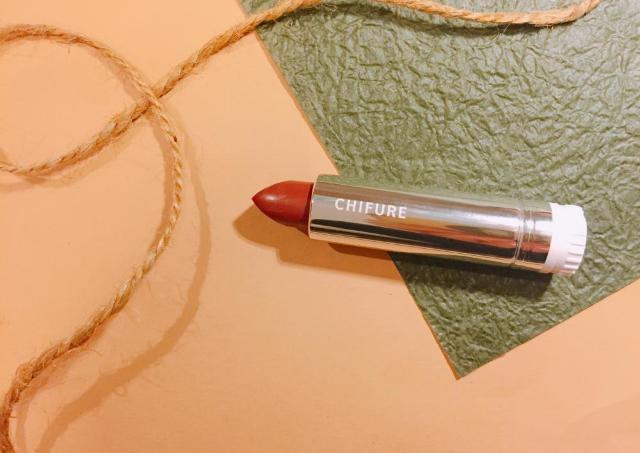 ちふれの350円口紅、一瞬で「秋顔」になれる優秀カラーはご存知?