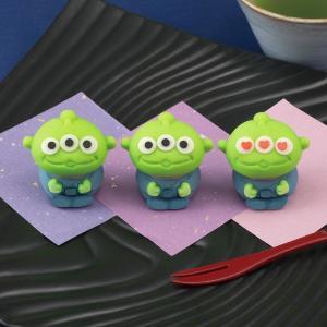 リトル・グリーン・メンが和菓子に! セブン-イレブンに限定登場。