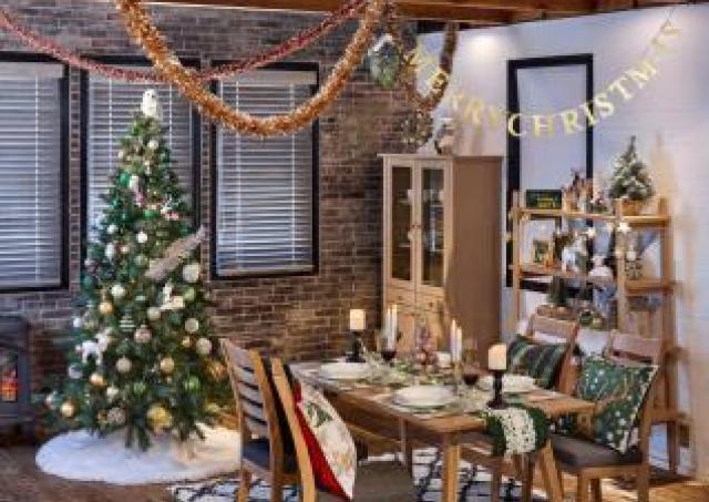 ニトリで売ってるクリスマスアイテム、レベル高くないですか...?