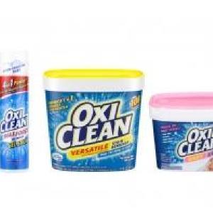 SNSで話題の「オキシクリーン」から新商品! 「油汚れ」「白さ」に特化。
