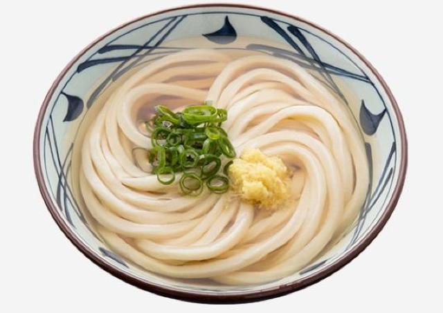丸亀製麺で「かけうどん(並)」頼むと、もう1杯無料に!