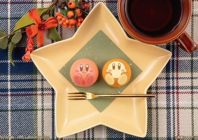 ローソンで買える! ぷにぷに食感の「カービィ」和菓子
