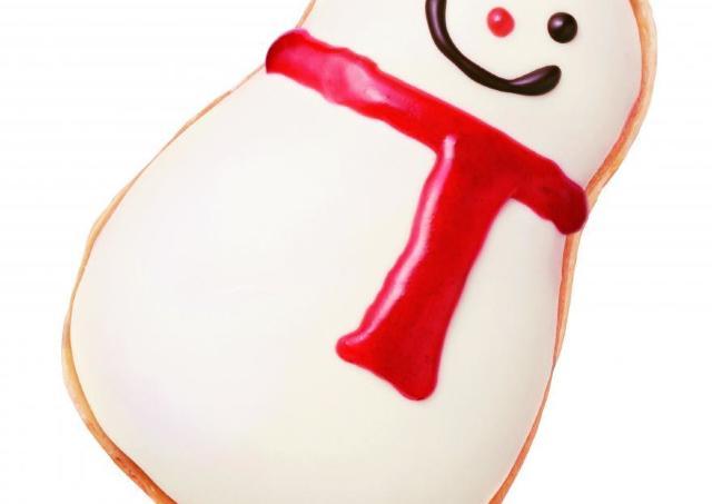 クリスピークリームから年末年始限定のドーナツ! 干支「亥」が可愛すぎ。