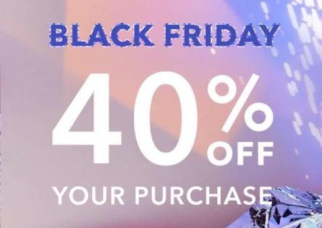 アメリカンイーグル、店内全商品40%オフの「BLACK FRIDAY」開催!