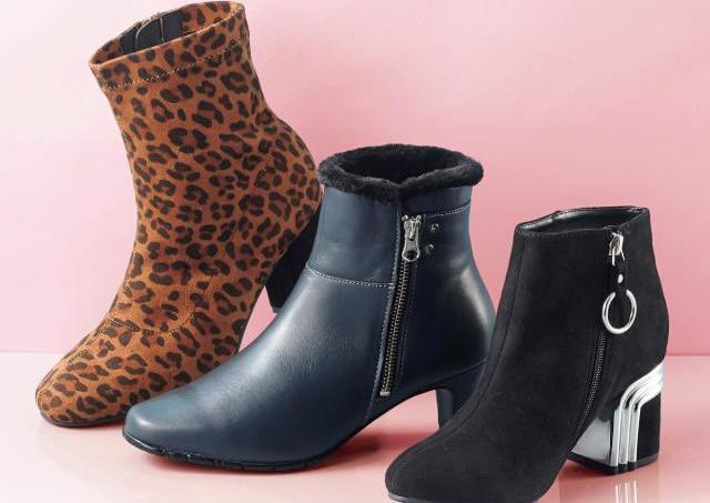 旬顔ブーツや個性派ショップのバッグが続々登場 「冬のシューズ&バッグフェスティバル」開催