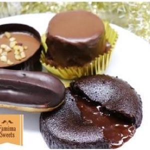 ファミマで買える!仏産チョコレートを使った本格スイーツ。
