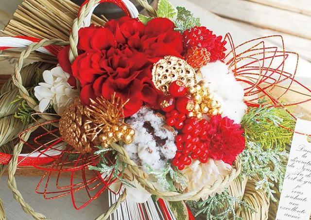 クリスマスや迎春準備をハンドメイドで楽しむ「ときめきワークショップ&手作りマルシェ」開催