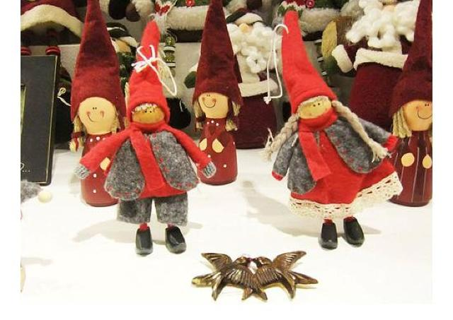 北欧ヴィンテージ雑貨であったかおしゃれなクリスマスを楽しもう!