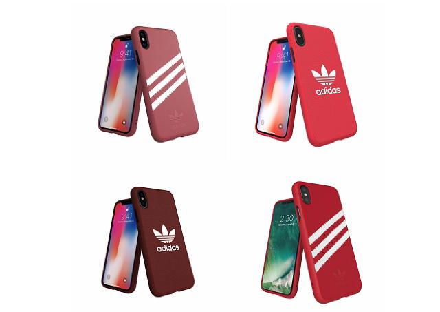 【特集プレゼント】クリスマス企画「アディダスオリジナルスiPhone X/XSケース Red Selection」(計10名様)