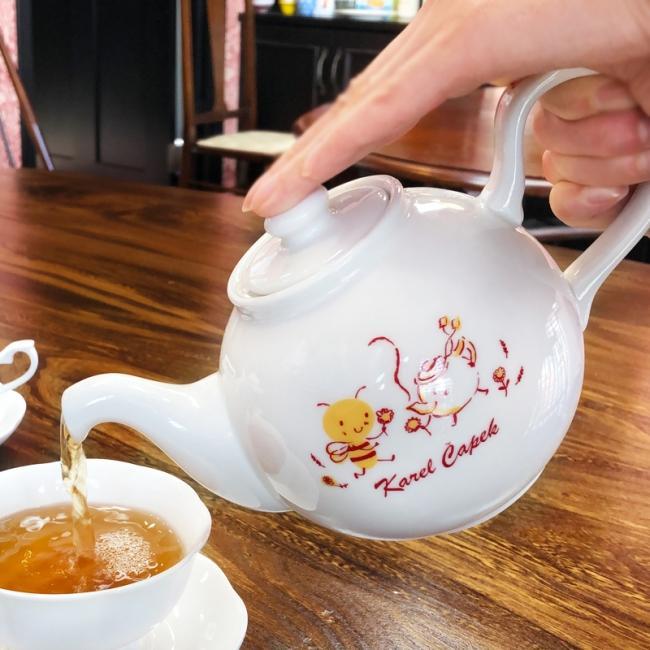 カレル チャペック 紅茶