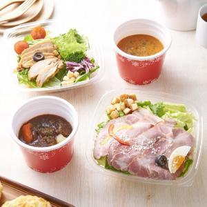 セブンで食卓を華やかに。ワンコイン以下の「豪華サラダ・スープ」が登場!