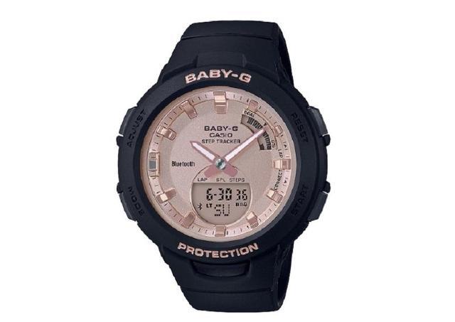 【特集プレゼント】カシオ腕時計 BABY-Gのスポーツライン「G-SQUAD」ニューモデル (1名様)
