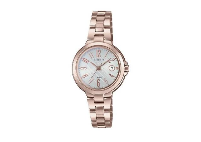 【特集プレゼント】カシオ腕時計「SHEEN」 電波ソーラーシリーズのニューモデル(1名様)