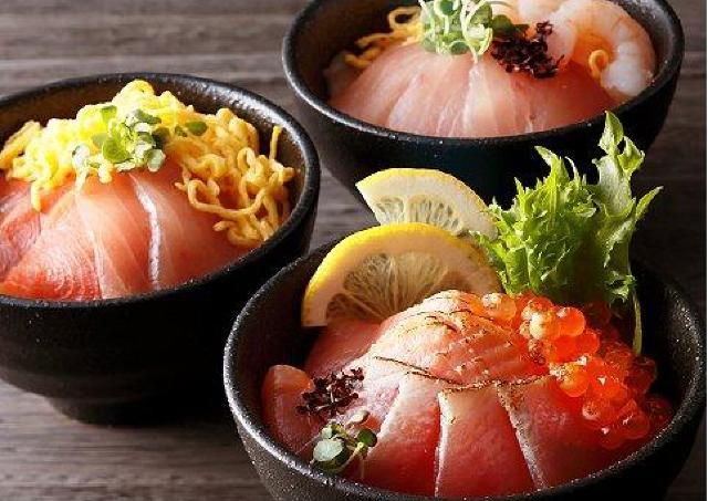 見て、食べて、楽しめる、バラエティ豊かな海の幸、大地の恵みが満載