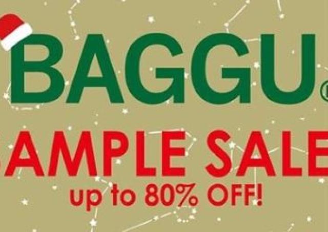 カリフォルニア発のバッグブランド「BAGGU」 サンプルセール開催