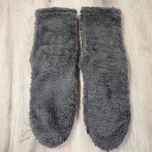 無印のモコモコ靴下が超優秀。ありがちなあの問題を解決してくれます。
