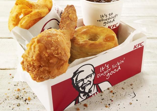 KFCの「500円ランチメニュー」が復活! 920円分がワンコイン、超お得です