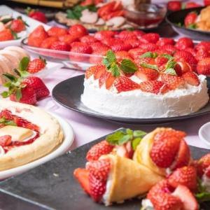 すべてのイチゴ好きに知ってほしい。 上野の「かご盛りあまおう食べ放題」がむちゃくちゃお得なんです。