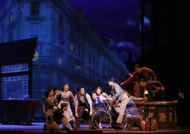 ブロードウェイの最新作『パリのアメリカ人』を劇団四季が日本初演!