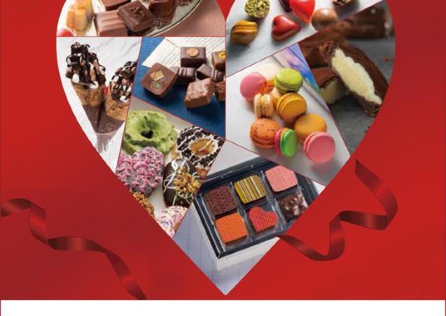 国内外の有名ブランドも、個性派チョコも、そごう広島店におまかせ!