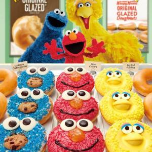 クオリティ高っ! クリスピー・クリームの新ドーナツが悶絶級の可愛さ。