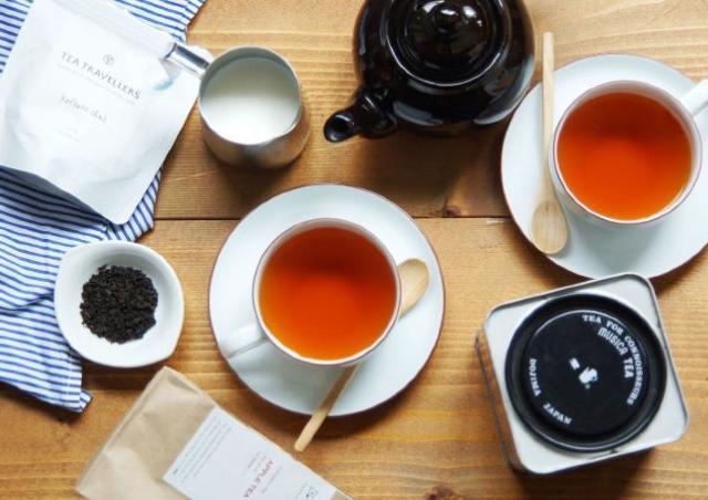 あたたかい紅茶でほっとしませんか? 札幌「冬の紅茶展」