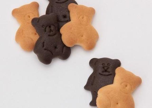 無印、くまビスケットの「使い方」 120円で手作りお菓子がめっちゃかわいくなる。