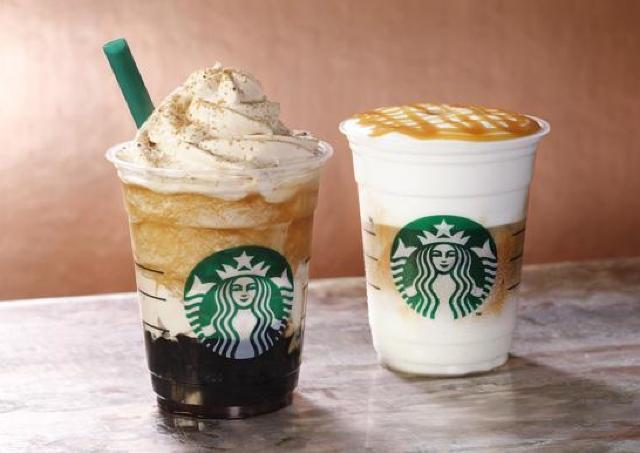 コーヒー好きの皆さんへ。 スタバの新ドリンク、飲まない手はないですよ!