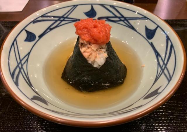 丸亀製麺、210円でできる話題のアレンジメニュー。 「この発想はなかった」