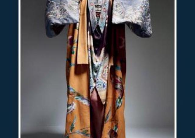 イタリア人デザイナーによるkimono展覧会 その名も「kimonomania」