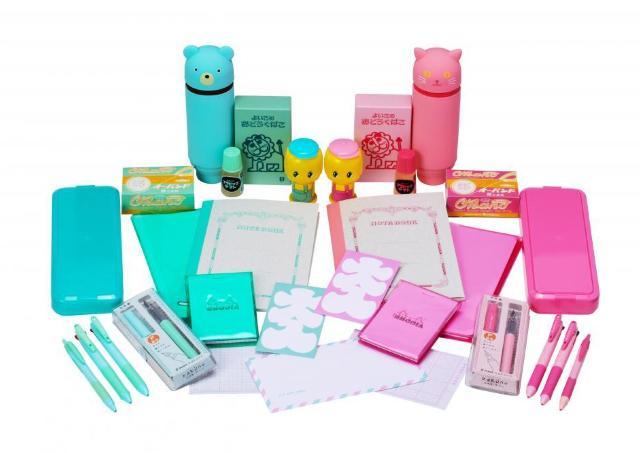 ピンクとミントカラーが可愛すぎて...! ロフトの「文フェス」、文具好きは絶対チェックね。