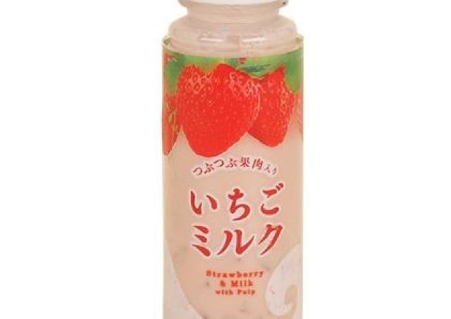 ファミマの果肉たっぷり飲料にイチゴ好き歓喜。 「永遠に発売しててくれ」