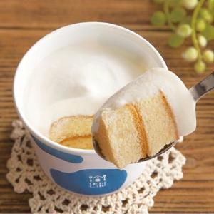 ミルク感たっぷりのクリームがトロ~リ。ローソン200円スイーツがどちゃくそ美味しい。