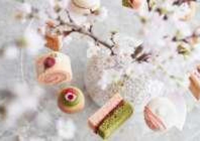 桜をテーマにしたランチにスイーツ、カクテルが登場。