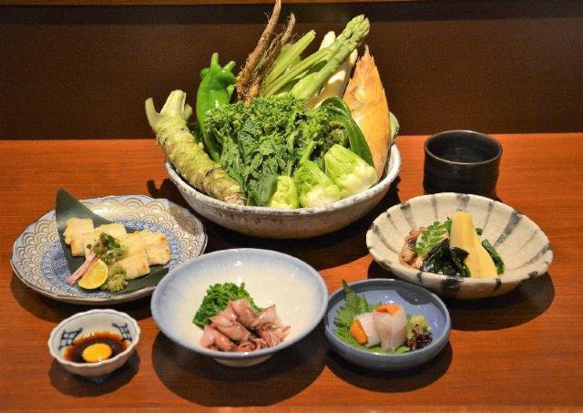 「大阪料理」が堪能できる割烹料理店がオープン。