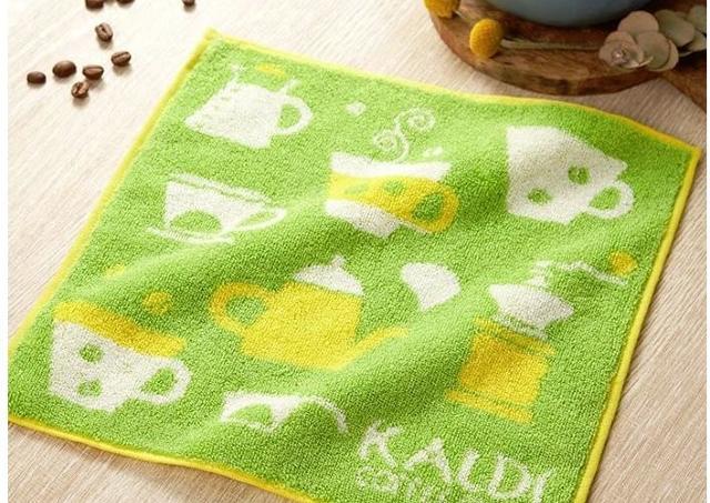 カルディでコーヒー豆買って「今治タオル」をもらっちゃおう!