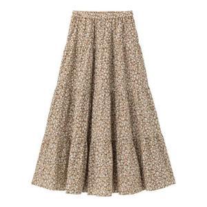 おしゃれ女子から重宝がられるGU花柄ロングスカート マストバイな2つの理由。