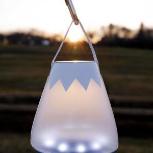 可愛くて使い方いろいろ。 付録の「富士山LEDランタン」がすっごいぞ~!!