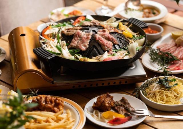 時間無制限で食べ放題!? BBQ&ビアガーデンが岡山上陸。