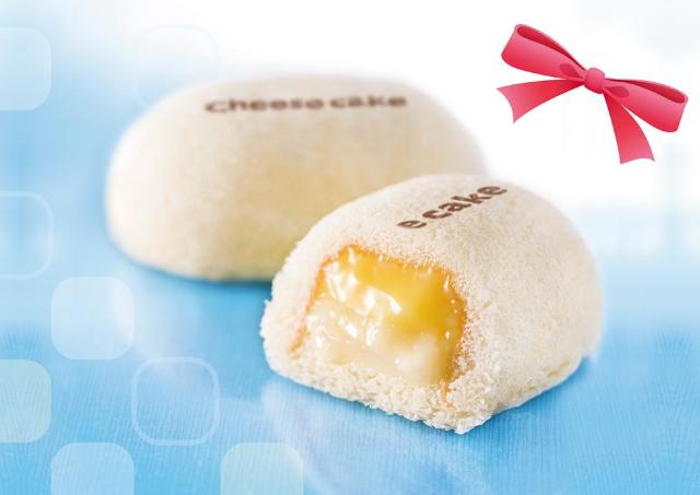 夏だけの幸せ。東京ばな奈のチーズケーキ、GWのお土産にいかが?