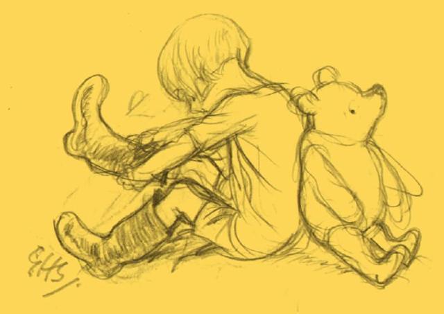 270点以上の原画や貴重な資料を展示「クマのプーさん展」