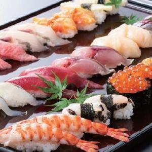 大トロ、ウニ、イクラ、アワビも無制限! お得な「寿司食べ放題」始まるよ~。