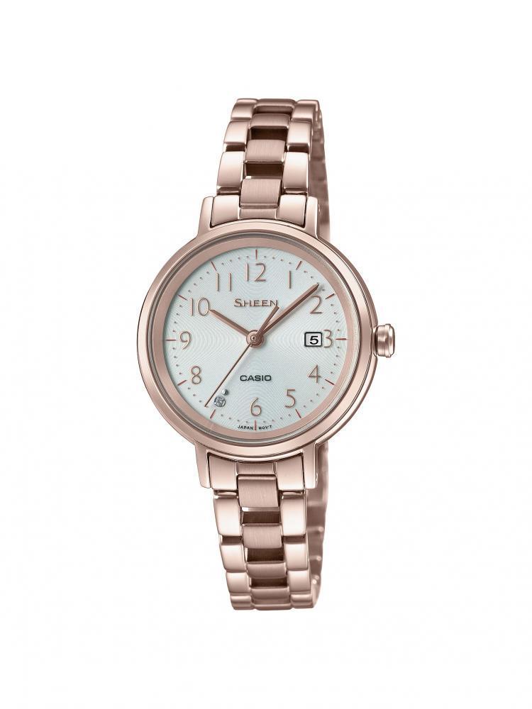 【特集プレゼント】カシオ腕時計「SHEEN」新モデル(1名様)