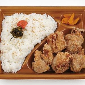 からあげグランプリ金賞の「唐揚弁当」がミニストップに! 500円以下で満腹。