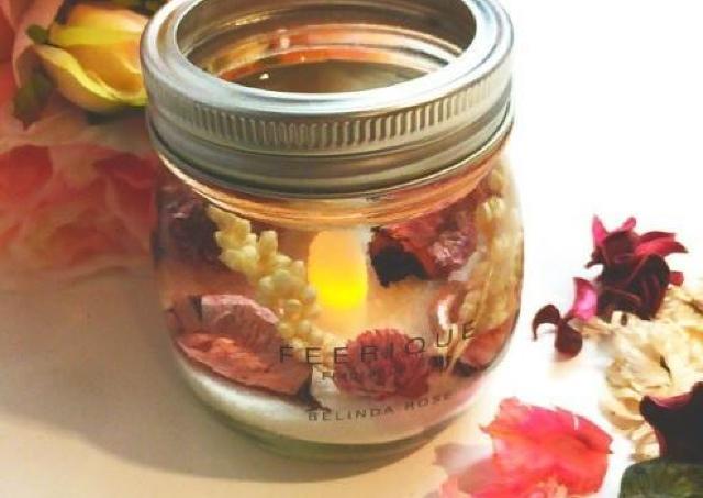 炎がゆらめく...!? オシャレで香りも続く素敵フレグランス現る。