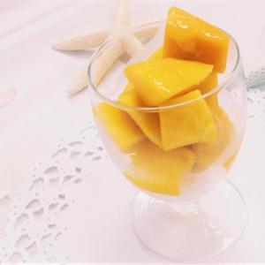 「冷凍庫に常備すべき」 業スーの冷凍マンゴー、破格の安さと旨さだった。