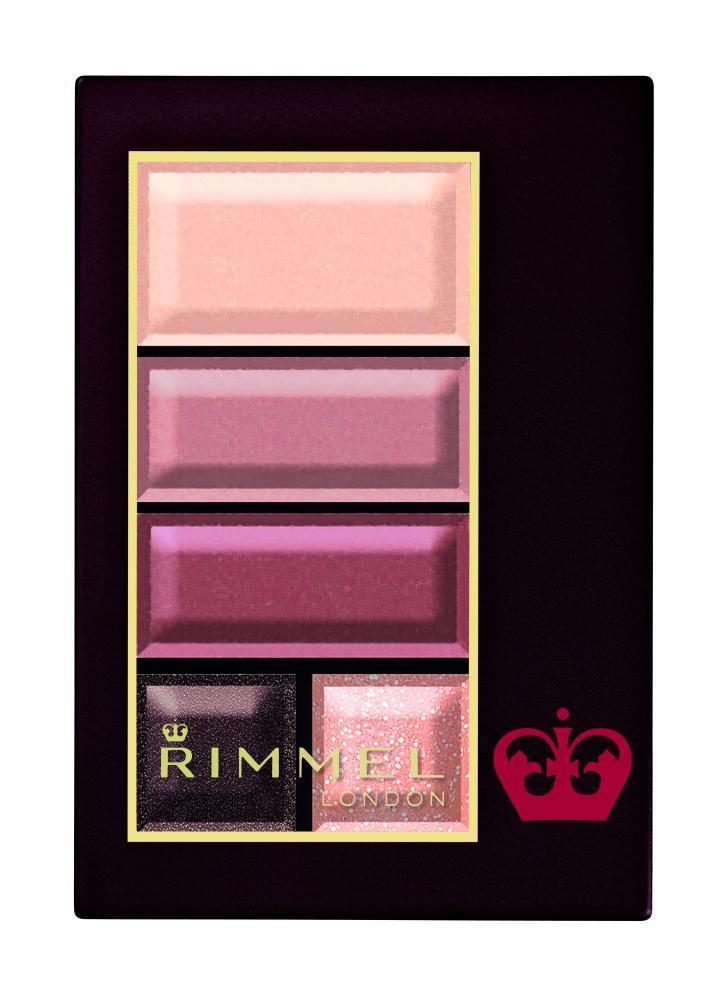 昨年1万個が完売! RIMMEL「レンガ色」アイシャドウが復活したよ〜。