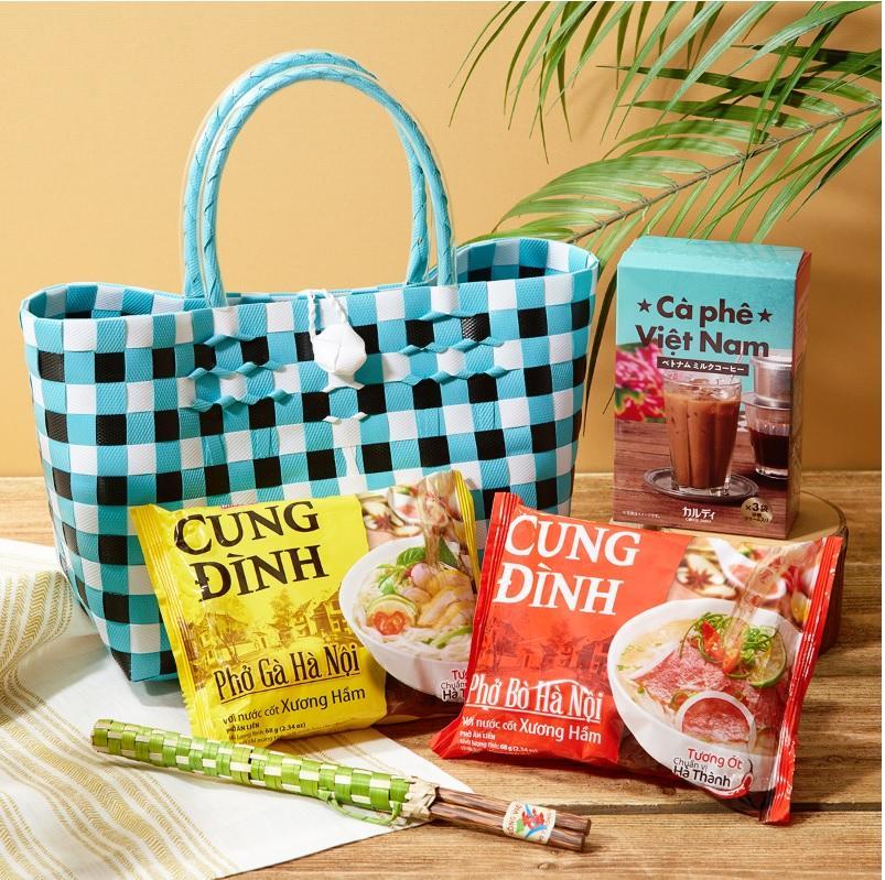 4色から選んでね。 カルディのお得でかわいいベトナムバッグ今年も登場!